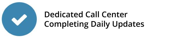 Dedicated Call Center Icon